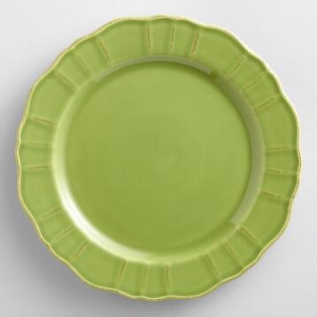 Verde Salad Plates, Set of 4